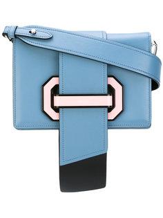 сумка через плечо с ремешком  Prada