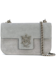сумка-сэтчел с эмблемой Alexander McQueen