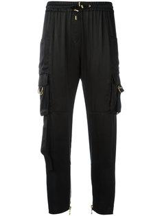 брюки карго Balmain