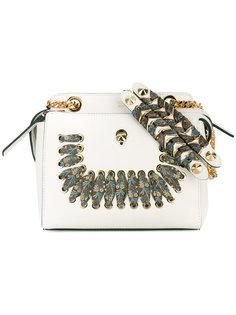 маленькая сумка через плечо Dotcom Fendi