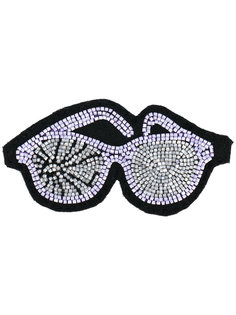 стикер для сумки Glasses Olympia Le-Tan