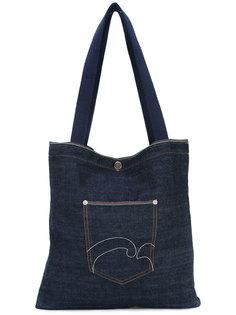 джинсовая сумка-тоут  Société Anonyme