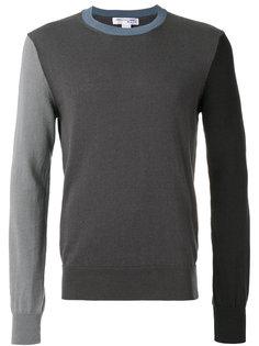 джемпер с контрастными панелями Comme Des Garçons Shirt Boys