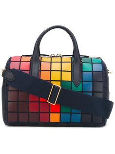 сумка в стиле колор-блок Anya Hindmarch