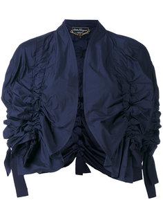 укороченная куртка Salvatore Ferragamo