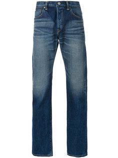 прямые классические джинсы Edwin