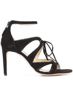 босоножки на шпильке со шнурком  Chloe Gosselin