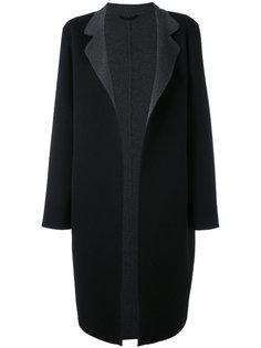 пальто свободного кроя  Liska