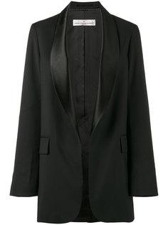 пиджак-смокинг с атласным воротником Golden Goose Deluxe Brand