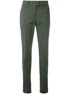 брюки-чинос с завышенной талией Tomas Maier