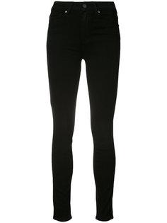джинсы ультра-скинни с высокой талией Margot Paige