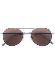 солнцезащитные очки-авиаторы Tods Tod'S