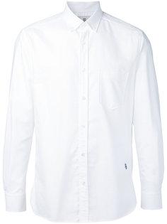 рубашка с нагрудным карманом Kent & Curwen