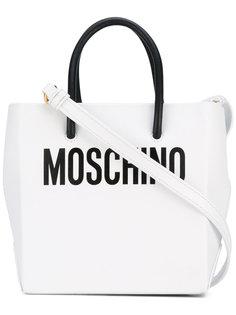миниатюрная сумка-шоппер через плечо Moschino