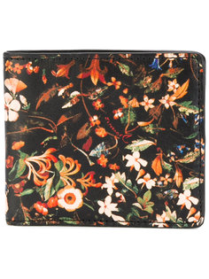 кошелек с цветочным рисунком Dsquared2