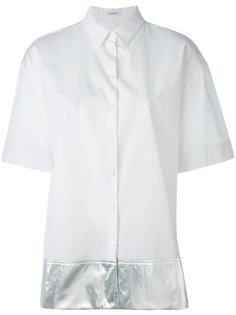 свободная рубашка с короткими рукавами Iceberg