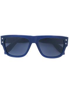 солнцезащитные очки с мини-заклепками Alexander Mcqueen Eyewear
