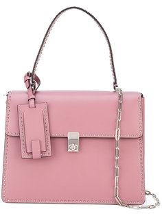 сумка-тоут Stud Stitching Valentino