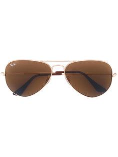 """солнцезащитные очки """"авиаторы"""" 3025  Ray-Ban"""
