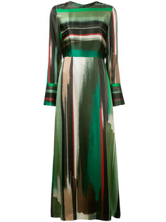 платье с абстрактным рисунком Goen.J