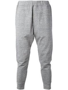 спортивные штаны узкого кроя Dsquared2