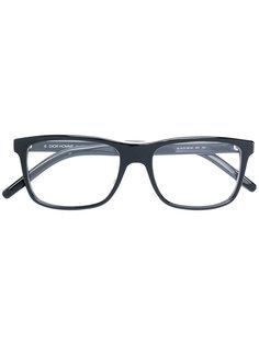 очки в прямоугольной оправе Dior Eyewear