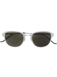 солнцезащитные очки в квадратной оправе Dior Eyewear
