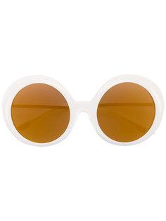 солнцезащитные очки в круглой оправе Christian Roth Eyewear