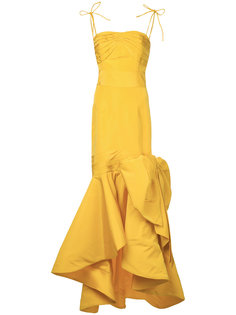 """длинное платье """"русалка"""" Bambah"""