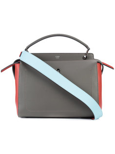 сумка-тоут в стиле колор блок Fendi