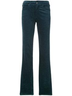 вельветовые брюки Armani Jeans