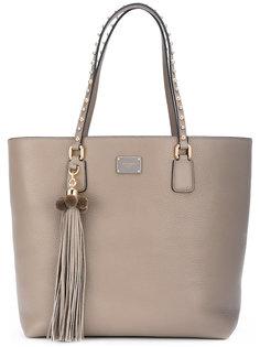 сумка-тоут с кисточкой Dolce & Gabbana