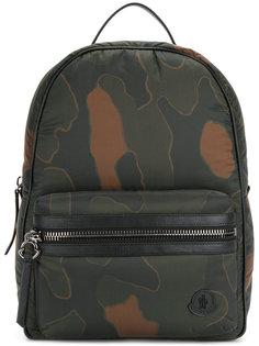 рюкзак с камуфляжным принтом Moncler