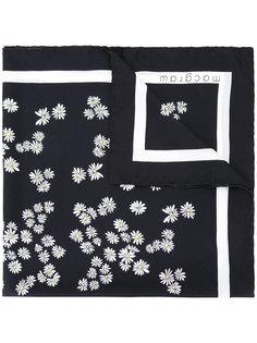 шарф с рисунком Macgraw