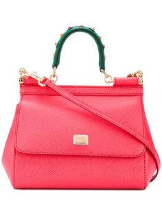 сумка-тоут Sicily Dolce & Gabbana