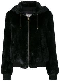 куртка на молнии с капюшоном  Meteo By Yves Salomon