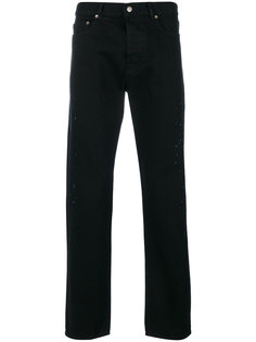 джинсы стандартного кроя Golden Goose Deluxe Brand