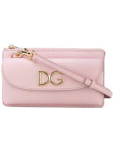 клатч с логотипом Dolce & Gabbana