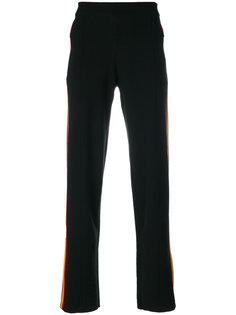 брюки свободного кроя с лампасами Givenchy