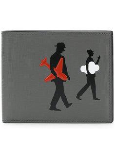 кошелек с нашивками Salvatore Ferragamo