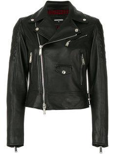 байкерская куртка Kiodo Dsquared2