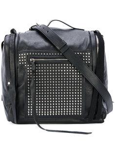 мини-сумка квадратной формы Loveless 69 McQ Alexander McQueen