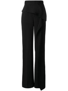 широкие брюки Caldwell с оборкой Roland Mouret