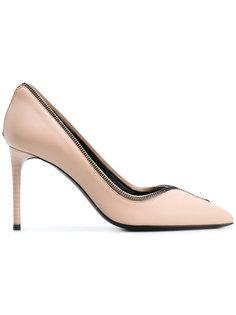 туфли-лодочки с молнией Tom Ford