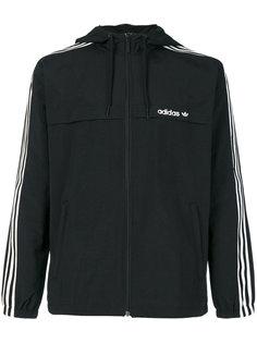 куртка-ветровка с капюшоном Adidas
