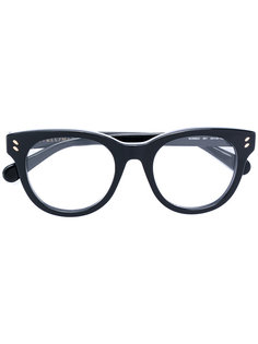 "очки с оправой ""бабочка"" Stella Mccartney Eyewear"