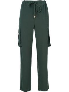 свободные брюки карго  Michael Michael Kors