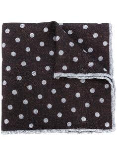 шарф с рисунком Eleventy