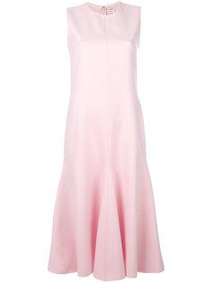 платье-миди без рукавов Maison Rabih Kayrouz