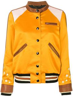 куртка-бомбер Varsity Racer Coach